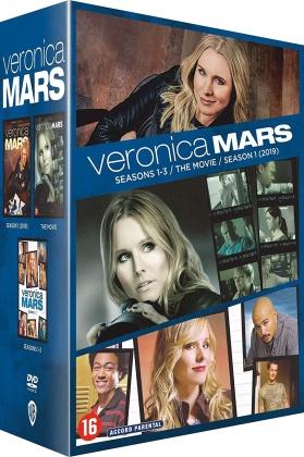 Veronica Mars - La Collection Complète - Saisons 1-3 & Le Film & Reboot Saison 1 (21 DVDs)