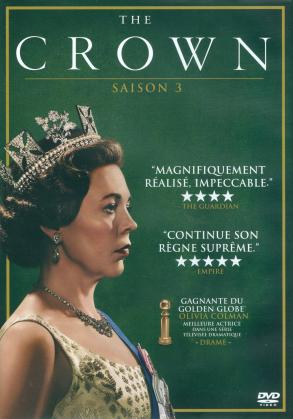 The Crown - Saison 3 (4 DVDs)
