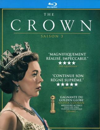 The Crown - Saison 3 (4 Blu-rays)