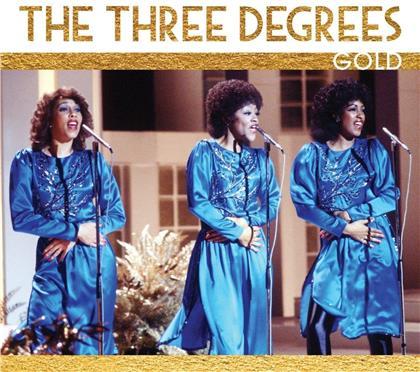 Three Degrees - Gold (3 CDs)