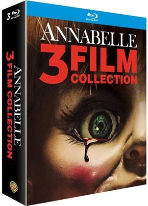Annabelle 1-3 (Repack , 3 Blu-rays)