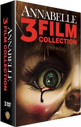 Annabelle 1-3 (Repack , 3 DVDs)