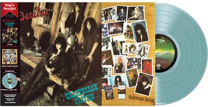 Cinderella - Heartbreak Station (Limited, 2020 Reissue, Culture Factory, Translucent Blue Vinyl, LP)