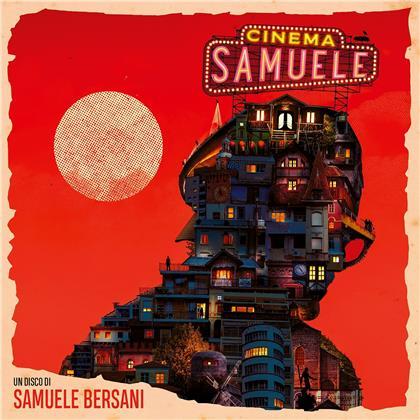 Samuele Bersani - Cinema Samuele (LP)