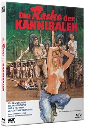 Die Rache der Kannibalen (1981) (HD-Kultbox, Limited Edition)