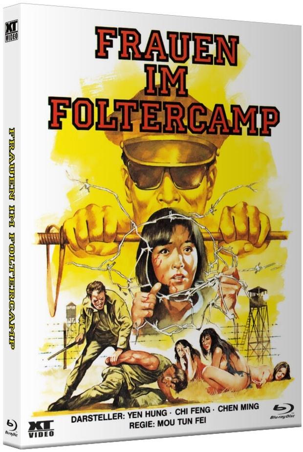 Frauen im Foltercamp (1980) (HD-Kultbox, Edizione Limitata)