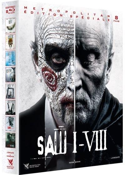 Saw 1-8 (8 Blu-ray)