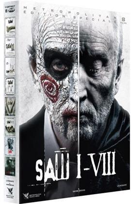 Saw 1-8 (8 DVD)