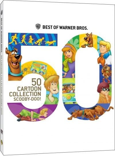 Scooby-Doo ! - Best of Warner Bros. 50 Cartoon Collection (5 DVD)