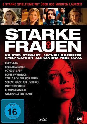 Starke Frauen - 9 Filme (3 DVDs)