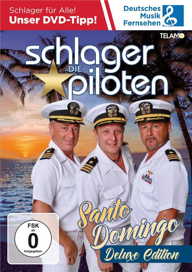 Die Schlagerpiloten - Santo Domingo (Deluxe Edition)