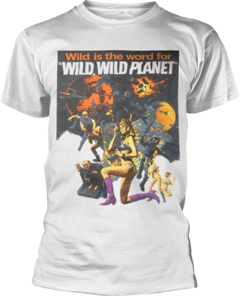 Plan 9 - Wild, Wild Planet - Wild, Wild Planet