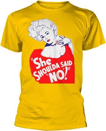 Plan 9 - She Shoulda Said No! - She Shoulda Said No!