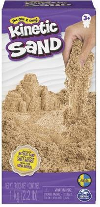 KNS Kinetic Sand - Braun (1 kg)