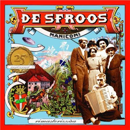 Davide Van De Sfroos - Manicomi (2 LPs + CD)