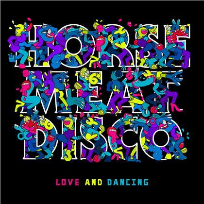Horse Meat Disco - Love And Dancing (+ Poster, Pink Vinyl, 2 LPs + Digital Copy)