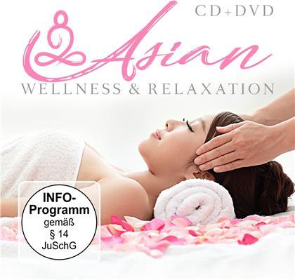 Asian Wellness & Relaxation (CD + DVD)