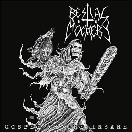 Bestial Mockery - Gospel Of The Insane (2020 Reissue)