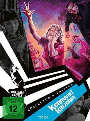 Kennwort Kätzchen (1963) (William Castle Collection, Blu-ray + DVD)