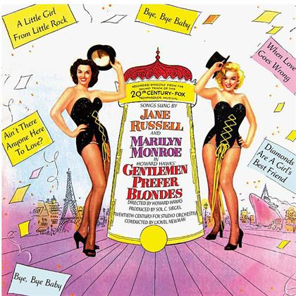 Marilyn Monroe & Jane Russell - Gentlemen Prefer Blondes - OST