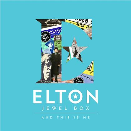 Elton John - Jewel Box - And This Is Me (2 LPs)