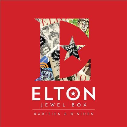 Elton John - Jewel Box - Rarities & B-Sides (3 LPs)