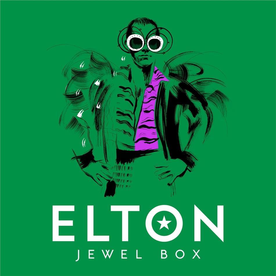 Elton John - Jewel Box (Boxset, 8 CDs)