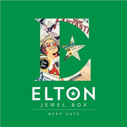 Elton John - Jewel Box - Deep Cuts (Limited Edition, 4 LPs)