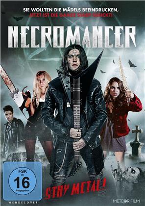Necromancer - Stay Metal! (2018)