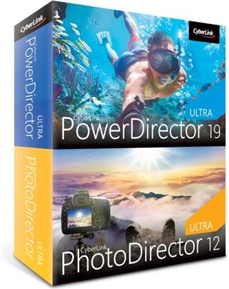 CyberLink PowerDirector 19 Ultra & PhotoDirector 12 Ultra Duo