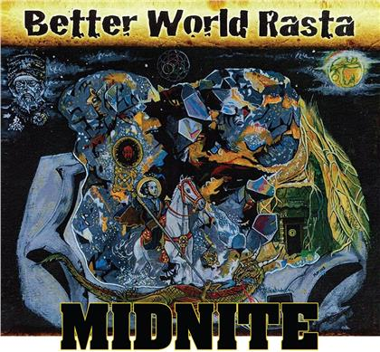 Midnite - Better World Rasta (2020 Reissue, 2 LPs)