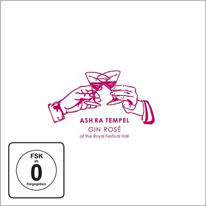 Ash Ra Tempel - Gin Rose (CD + DVD)