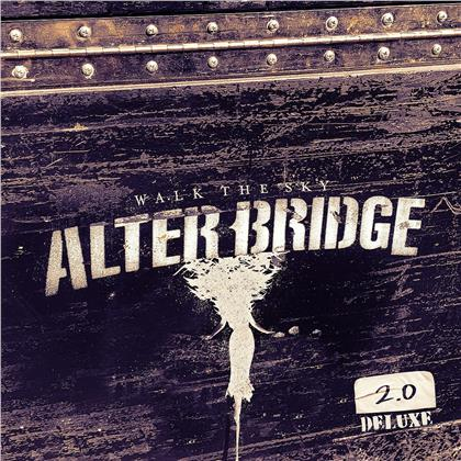Alter Bridge - Walk The Sky 2.0 (Limited Edition, White Vinyl, LP)