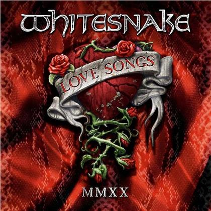 Whitesnake - Love Songs (2020 Remix)