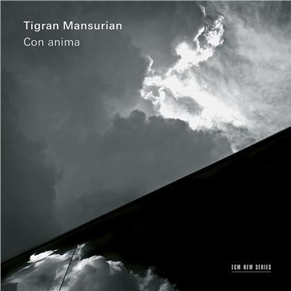 Tigran Mansurian (* 1939) - Con Anima