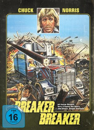 Breaker Breaker (1977) (Limited Edition, Mediabook, Blu-ray + DVD)