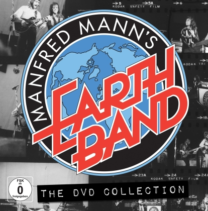 Manfred Mann's Earth Band - The DVD Collection (5 DVDs)