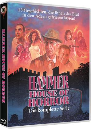 Hammer House of Horror - Die komplette Serie (3 Blu-rays)
