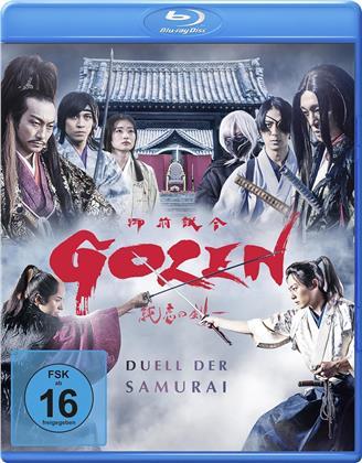 Gozen - Duell der Samurai (2019)