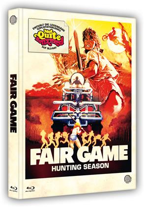 Fair Game - Hunting Season (1986) (Limited Edition, Mediabook, 2 Blu-rays)