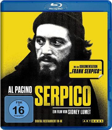 Serpico (1973) (4K Digital Remastered)