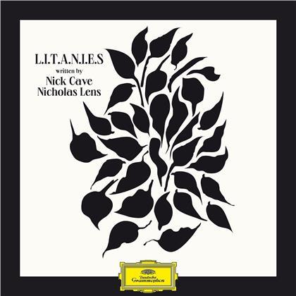 Nicholas Lens & Nick Cave - L.I.T.A.N.I.E.S (2 LPs)