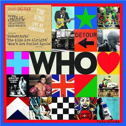 """The Who - --- (Edizione Limitata, 6 7"""" Singles + CD)"""