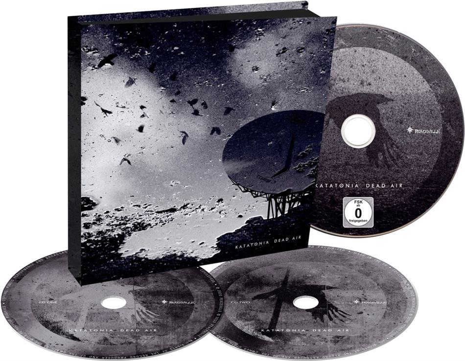 Katatonia - Dead Air (CD + DVD)