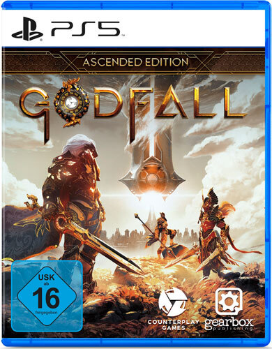 Godfall - (Ascended Edition)