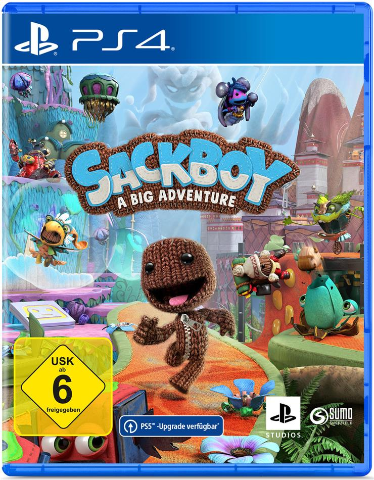 Sackboy: A Big Adventure (German Edition)