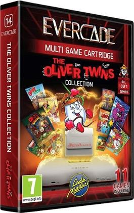 Blaze Evercade Oliver Twins Collection Cartridge