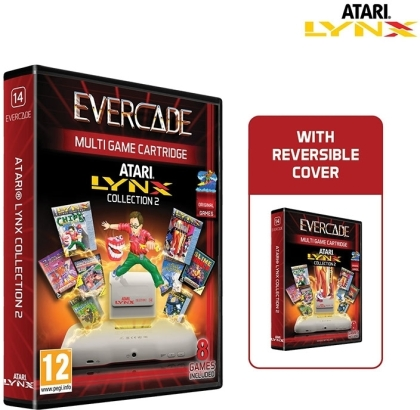 Blaze Evercade Lynx Collection 2 Cartridge