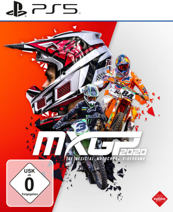 MXGP 2020 (German Edition)