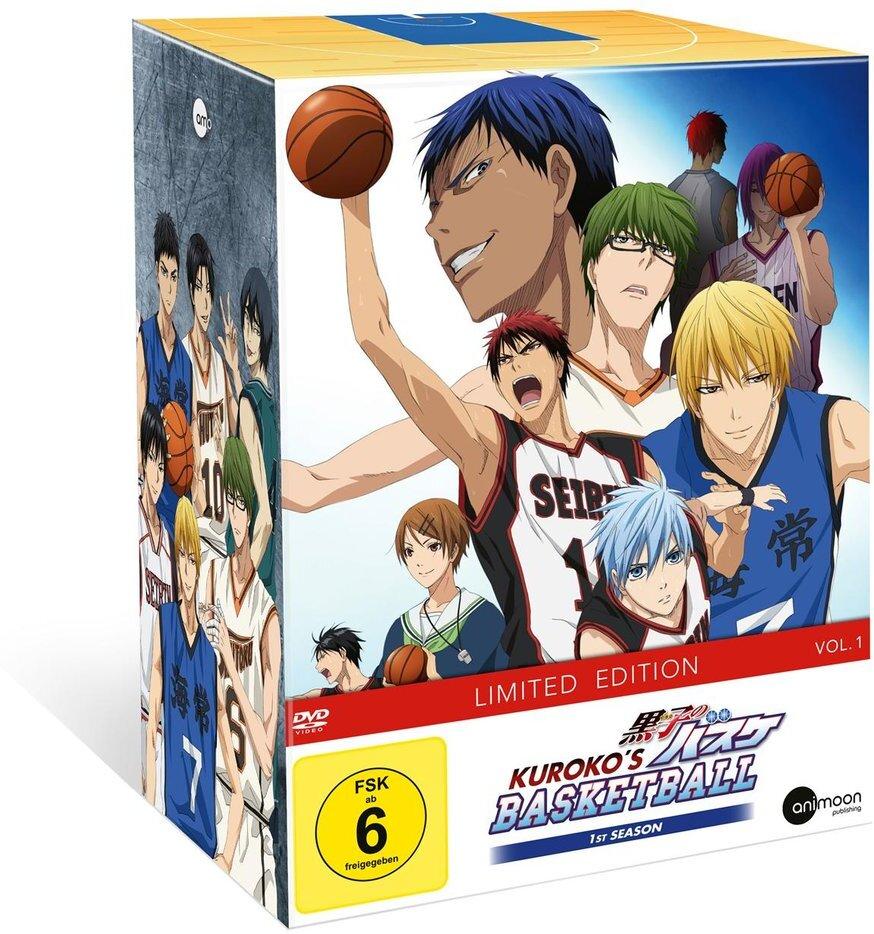 Kuroko's Basketball - Vol. 1 (+ Sammelschuber, Limited Edition)